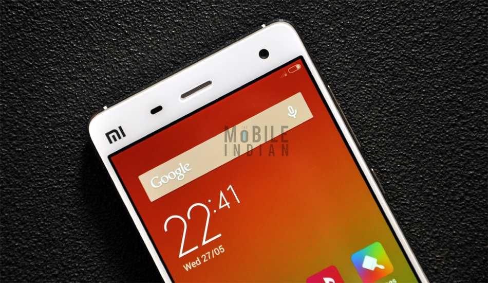 Xiaomi Mi 4C on the cards