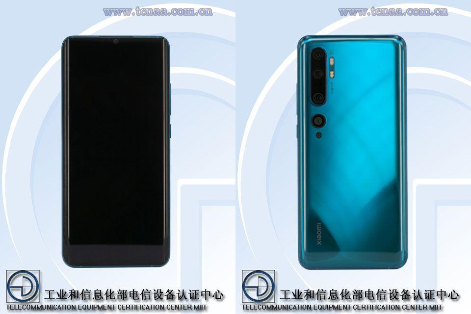 Xiaomi Mi CC9 Pro promo video reveals full design and Zoom capabilities