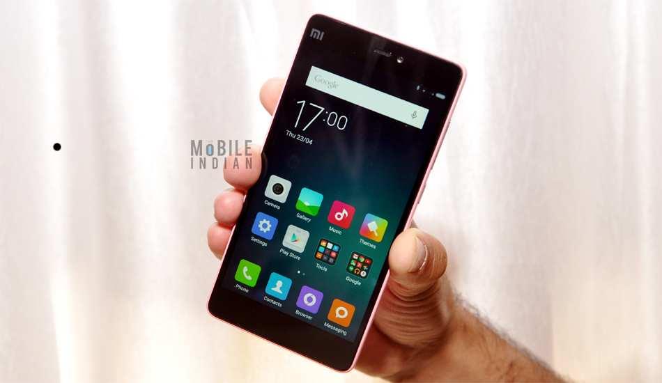 Xiaomi Mi 4i vs Samsung Galaxy Grand Max