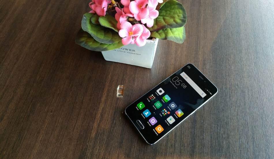 Xiaomi Mi 5 in pics
