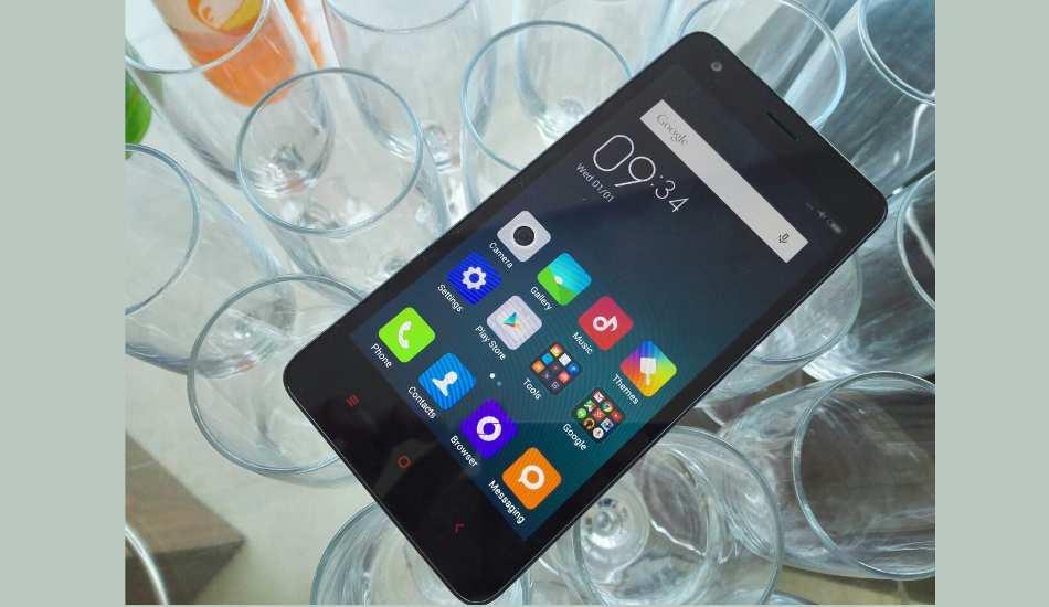 Xiaomi Redmi 2 Prime in pics
