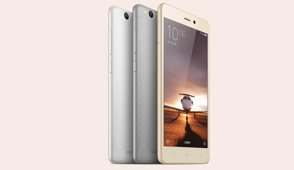 Xiaomi Redmi 3 variants spotted with Snapdragon 415 SoC and metal body
