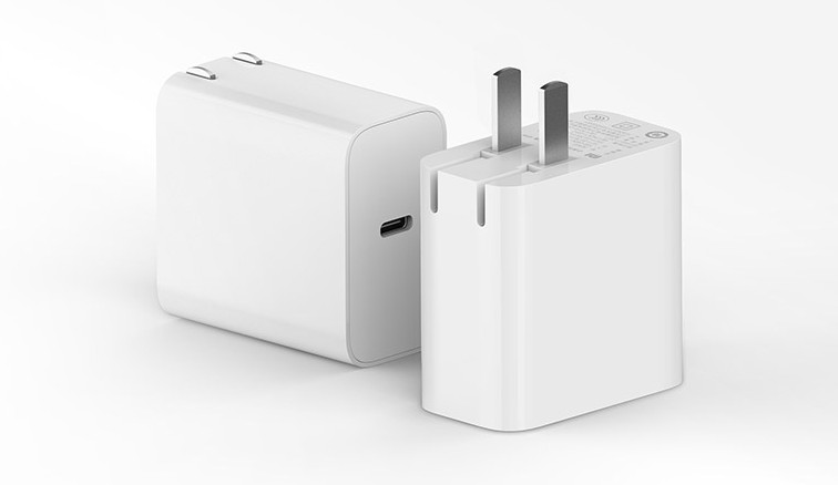 Xiaomi launches 65W Type-C power adapter for charging smartphones and laptops