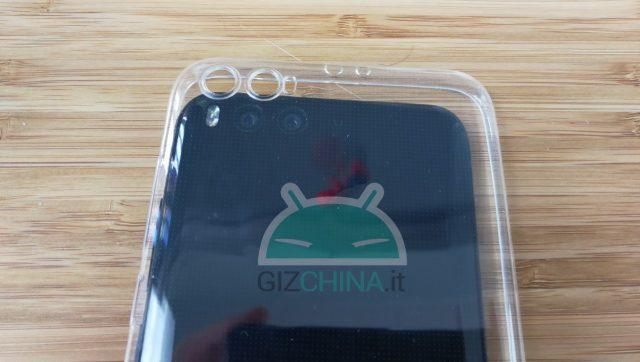 Xiaomi Mi 6 Plus back cover leaked online