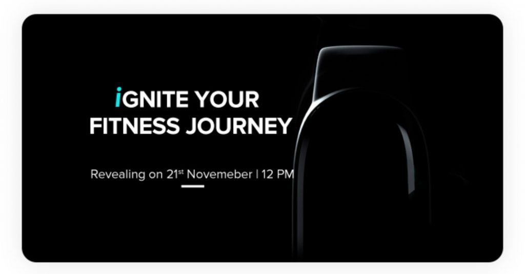 New Xiaomi fitness tracker to launch in India on November 21