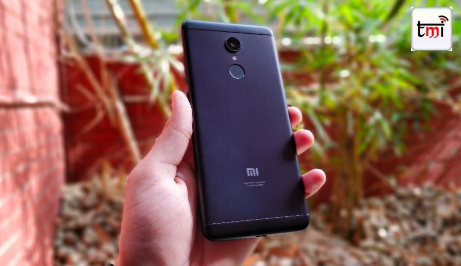 Xiaomi Redmi 5 Review: Failed to impress