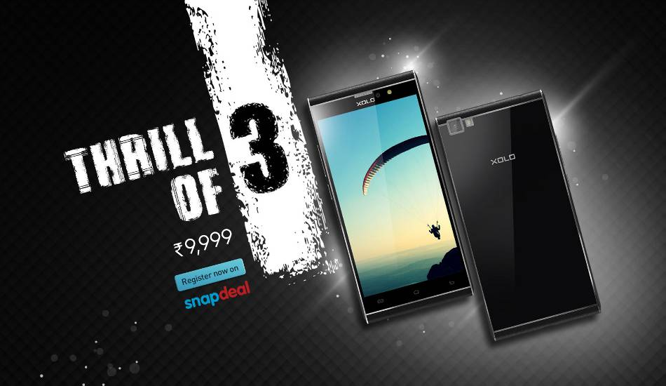 Xolo Black 1X open sale at 12 noon today
