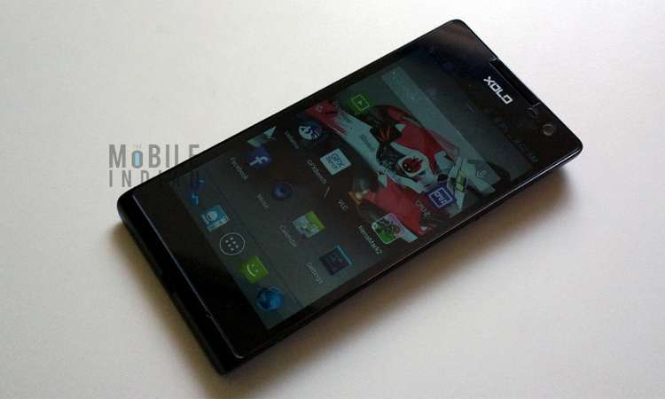 Mobile Review: Xolo Q1100