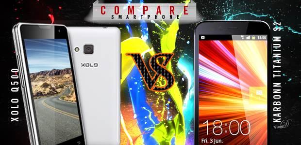 Xolo Q500 vs Karbonn Titanium S2