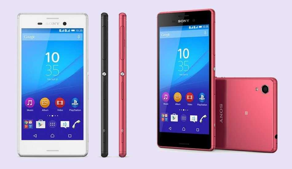 Sony Xperia Aqua M4, Xperia C4 launched in India
