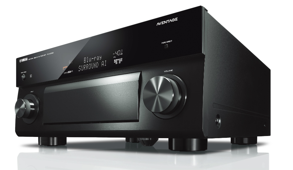 Yamaha AVENTAGE RX-A 80 Series AV Receivers launched in India
