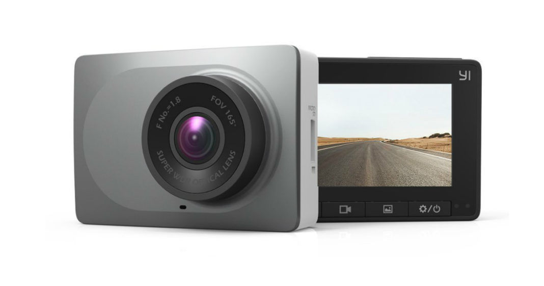 Yi Smart Dash Camera with 2.6-inch screen launched in India