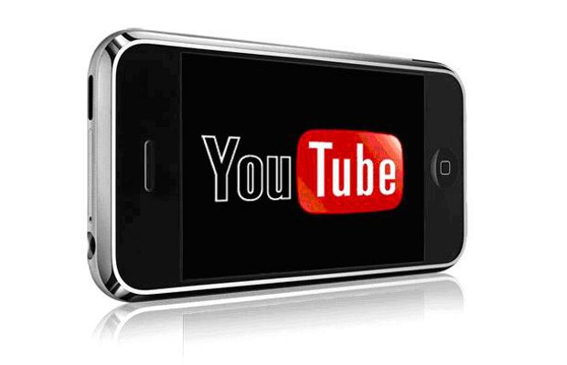 YouTube for iOS gets access to live streams