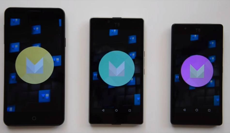 Android Marshmallow beta for Yu Yureka Plus, Yuphoria, Yunique announced