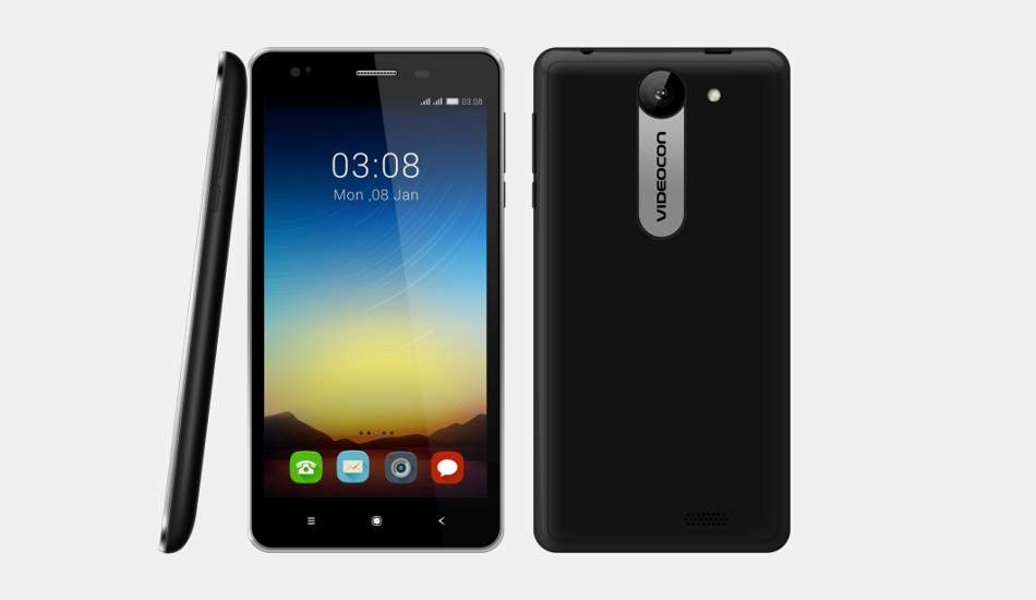 Videocon Mobiles launches two new budget smartphones