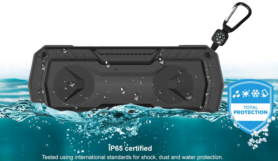 ZAAP Hydra Xtreme waterproof Bluetooth speaker launched in India for Rs 3299