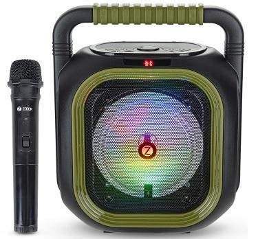 ZOOOK launches Rocker Thunder Bolt wireless karaoke party speaker