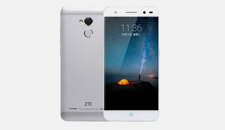 ZTE BV0800 spotted with Android 7.0 Nougat