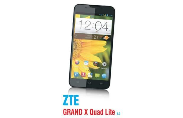ZTE Grand X Quad Lite: First look