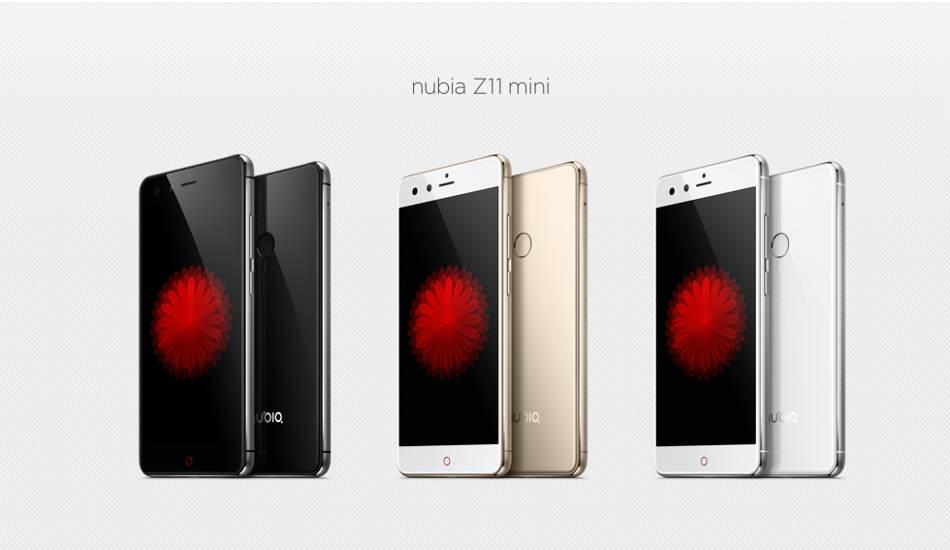 ZTE Nubia Z11 Mini with 3GB RAM, fingerprint sensor goes official