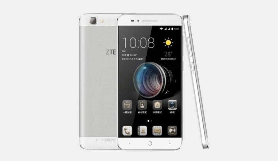 ZTE Voyage 4 A610 unveiled, comes with 4000mAh battery and 2GB RAM