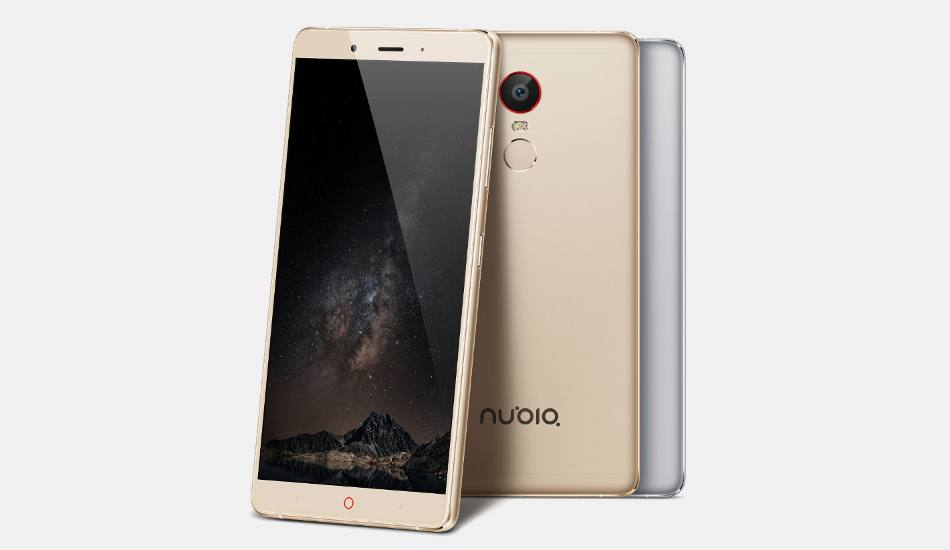 ZTE Nubia Z11 Max launched with huge 6-inch 1080p display, 4GB RAM