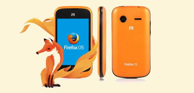 ZTE Open with Firefox OS now available in India for Rs 6,990