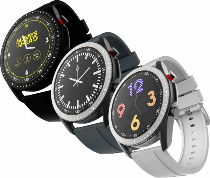 Zebronics ZEB-FIT4220CH smartwatch launched at an introductory price of Rs 3199