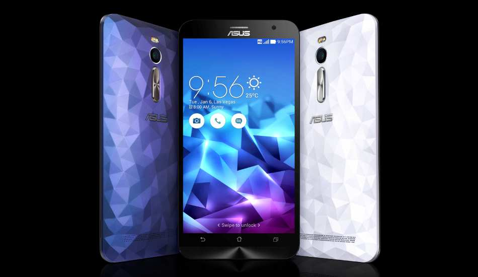 Asus unveils ZenFone 2 Deluxe Special Edition with 256GB storage