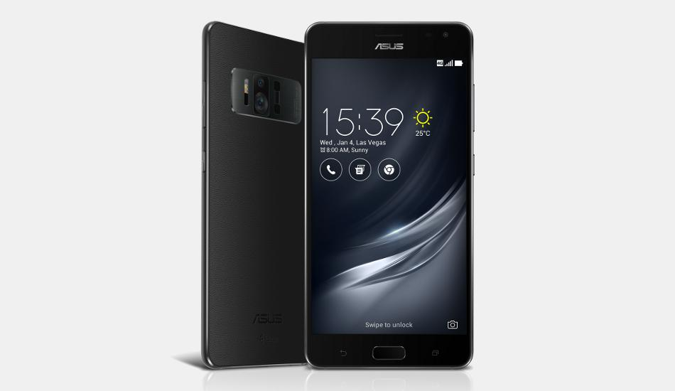Asus ZenFone AR with 8GB RAM, Google Tango support launched at 49,999