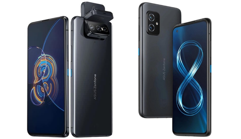 Asus ZenFone 8, ZenFone 8 Flip announced with Snapdragon 888, 30W fast charging and more