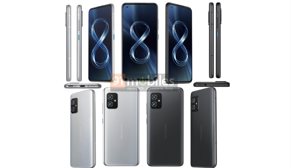 Asus ZenFone 8 detailed specifications surface ahead of May 12 launch