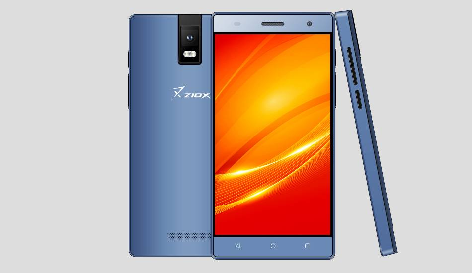 Ziox Zi5003 launched in India at Rs 4,990