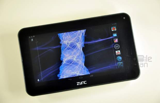 Tablet review: Zync Z930