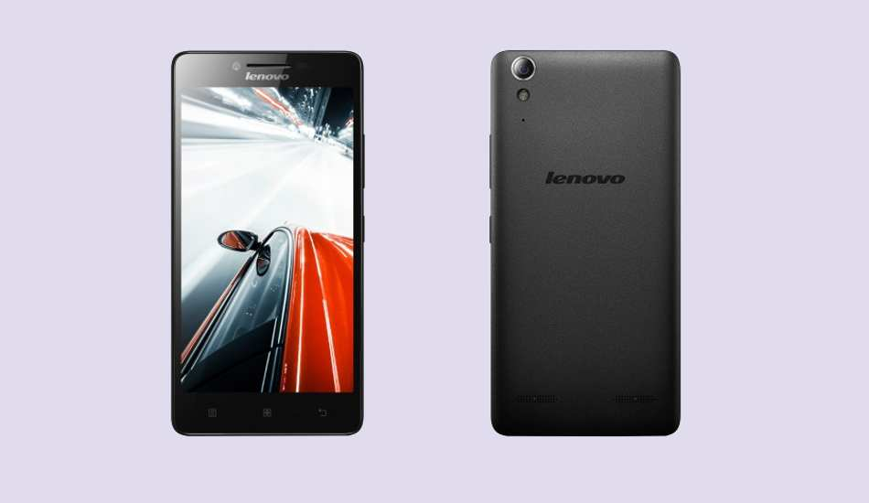 One lakh Lenovo A6000 Plus to be available for flash sale
