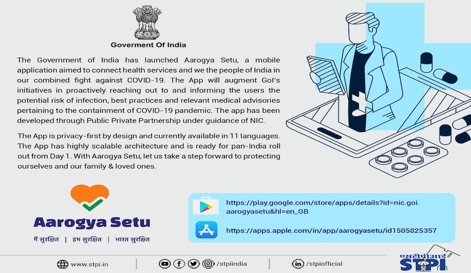 Aarogya Setu App- Everything you need to know