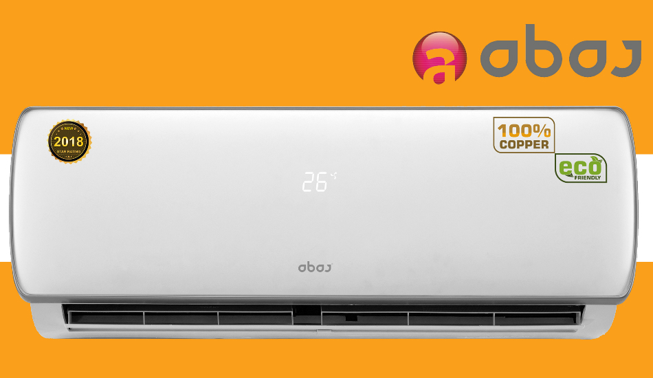 ABAJ ventures into Air Conditioners, introduces E-Saving Series of Split AC