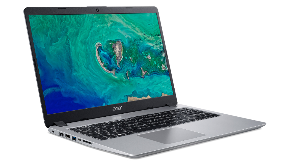 Acer India unveils Aspire 5s, Swift 3 notebooks with Intel Whiskey Lake processors