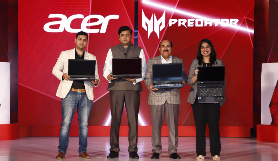 IFA 2019: Acer Predator Triton 300 gaming laptop, Thronos Air Gaming Chair announced