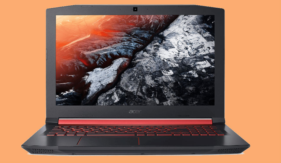 Acer Nitro 5 gaming laptop launched in India, price starts at Rs 72,999