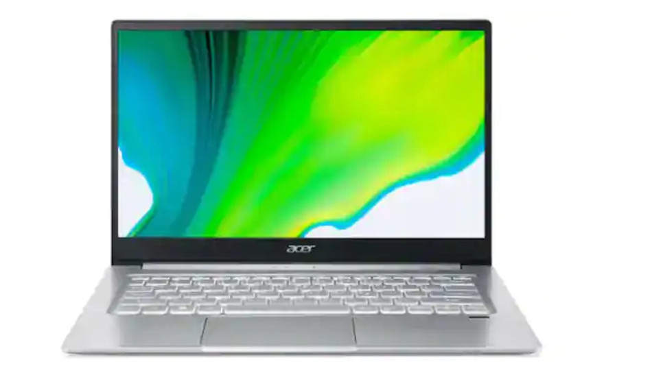 Acer Swift 3 notebook launched in India, price starts at Rs 59,999