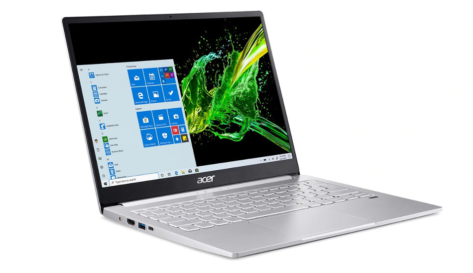 Acer launches Swift 3 laptop In India at Rs 64,999