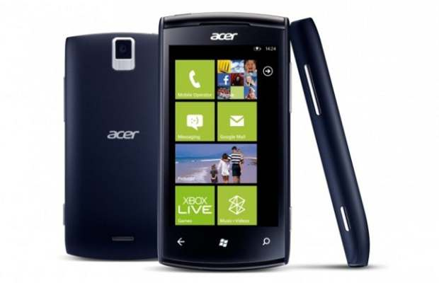 Acer to launch Windows Phone 8 device next year