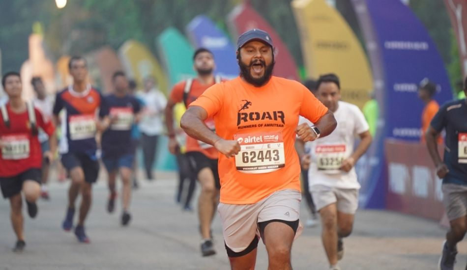 Airtel Delhi Half Marathon used technology to keep the fans running from wherever they are, Here is how!