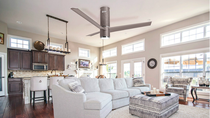 Orient Electic introduces India's first IoT-enabled Aeroslim ceiling fan