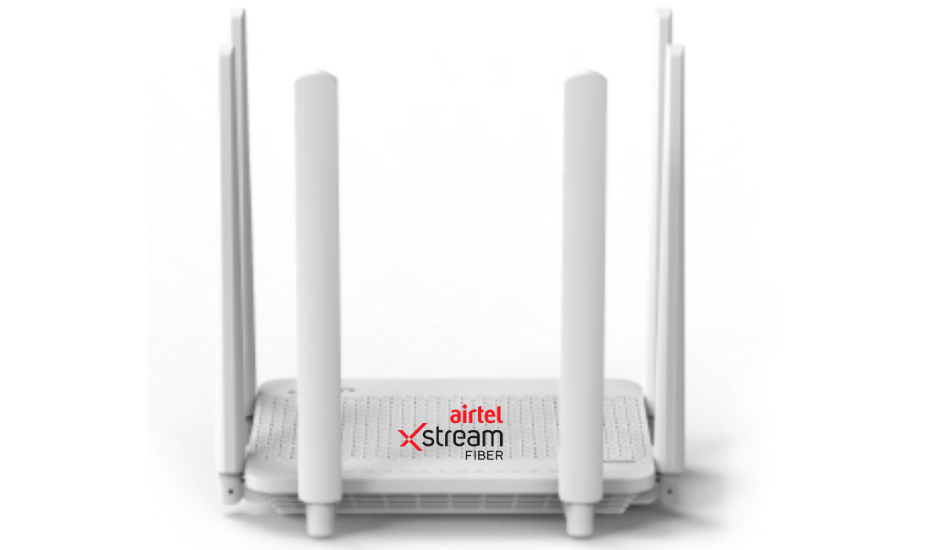 1 Gbps data speeds over Wi-Fi for Airtel Xstream Fiber customers now