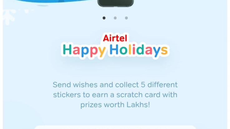 How to get a chance to win Apple iPhone 11 Pro with Airtel Happy Holidays offer?