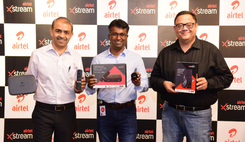 Airtel introduces Xstream content platform, streaming devices in India