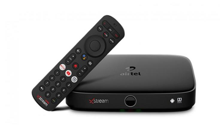 Airtel offers Xstream Box at a refundable security deposit of Rs 1,500 to its broadband users