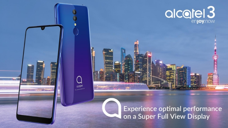 MWC 2019: Alcatel 3, 3L, Alcatel 1s and 3T 10 tablet announced